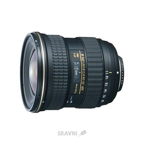 Фото Tokina AT-X 116 Pro DX II Minolta A