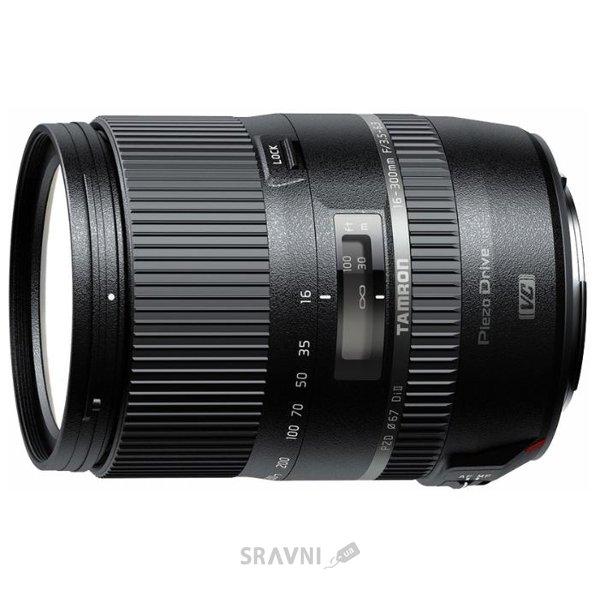 Фото Tamron AF 16-300mm f/3.5-6.3 Di II VC PZD Nikon F