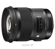 Фото Sigma 50mm f/1.4 DG HSM Art Canon EF