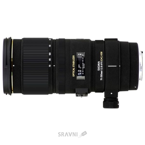 Фото Sigma 70-200mm f/2.8 APO EX DG OS HSM Canon EF