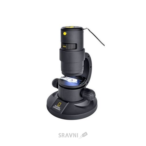 Фото National Geographic Digital Microscope 20x/80x/350x