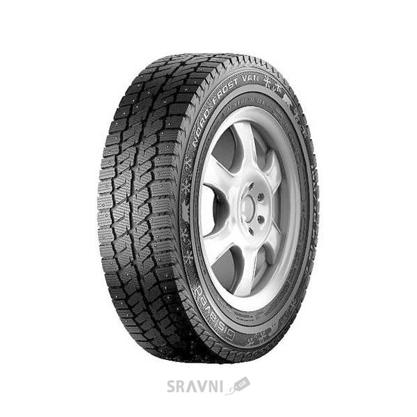 Фото Gislaved Nord Frost Van (225/70R15 112/110R)