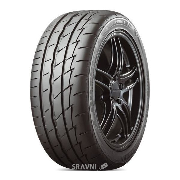 Фото Bridgestone Potenza RE 003 Adrenalin (205/45R16 87W)