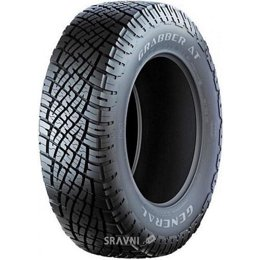 General Tire Grabber AT (205/75R15 97T)