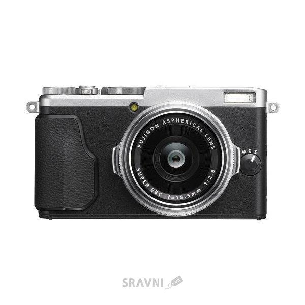 Фото Fujifilm FinePix X70