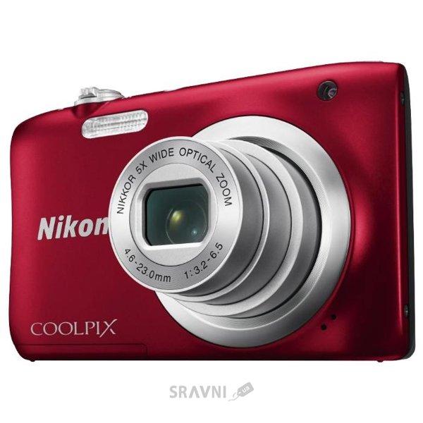 Фото Nikon Coolpix A100