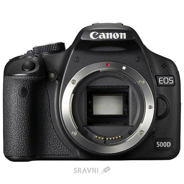 Фото Canon EOS 500D Body