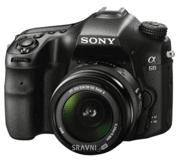 Фото Sony Alpha SLT-A68 Body