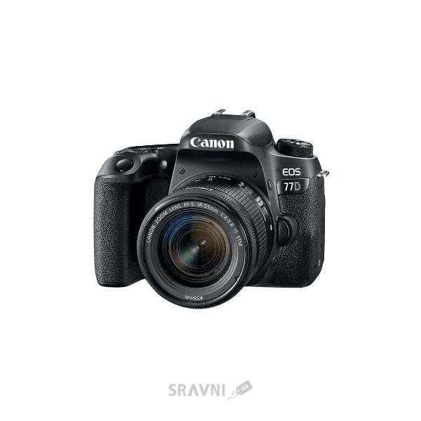 Фото Canon EOS 77D Kit