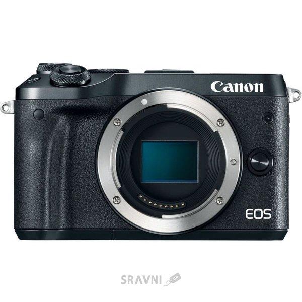 Фото Canon EOS M6 Body