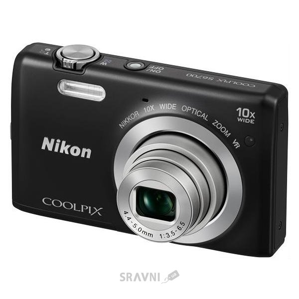 Фото Nikon Coolpix S6700