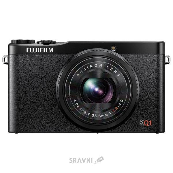 Фото Fujifilm FinePix XQ1