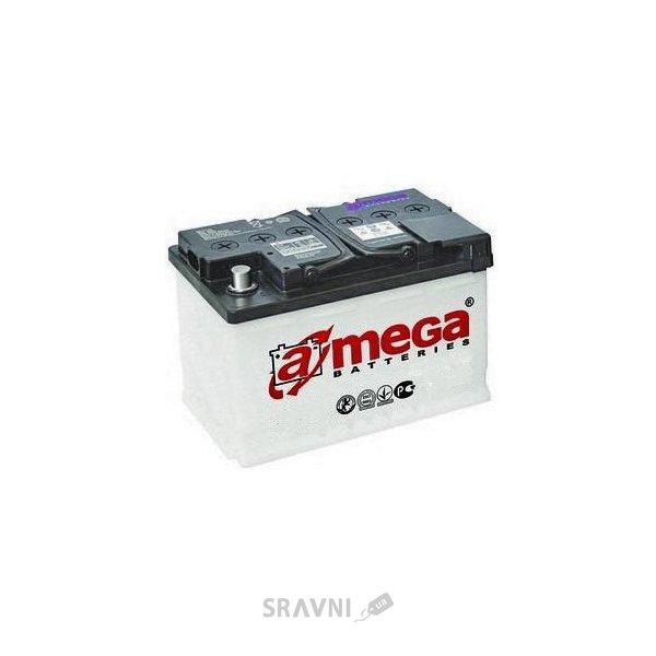 Фото A-Mega 6СТ-44 Аз Premium