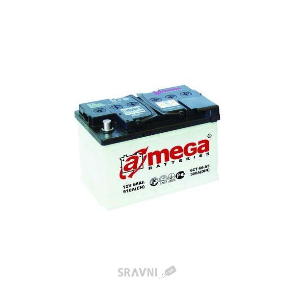 Фото A-Mega 6СТ-66 Аз Premium