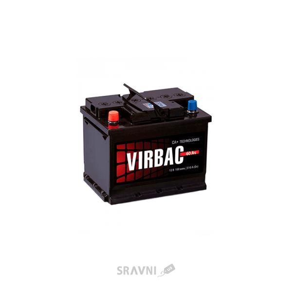 Фото Virbac 6СТ-60 Аз Classic