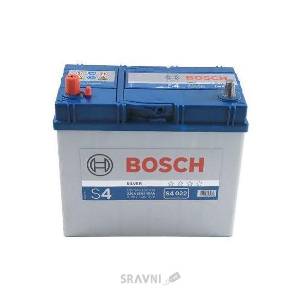 Фото Bosch 6CT-45 АзЕ S4 Silver (S40 220)
