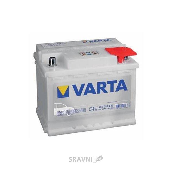 Фото Varta Standard 74 Ah (574013068)