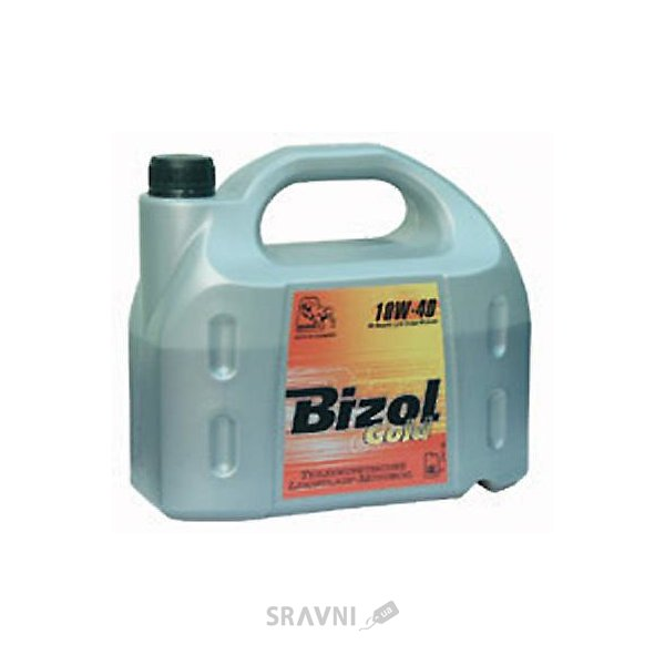 Фото Bizol Gold 10W-40 4л