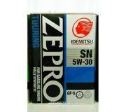 Фото Idemitsu Zepro Touring 5W-30 4л