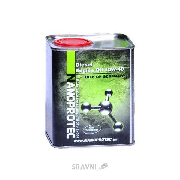Фото Nanoprotec Diesel Engine Oil 10W-40 1л