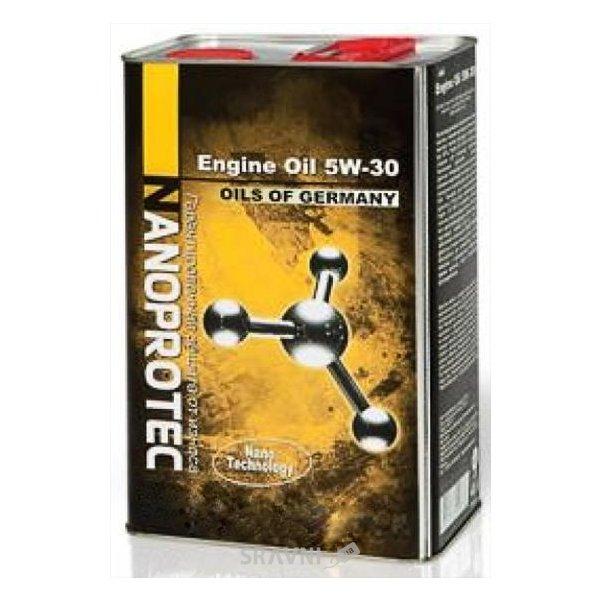 Фото Nanoprotec Engine Oil 5W-30 4л