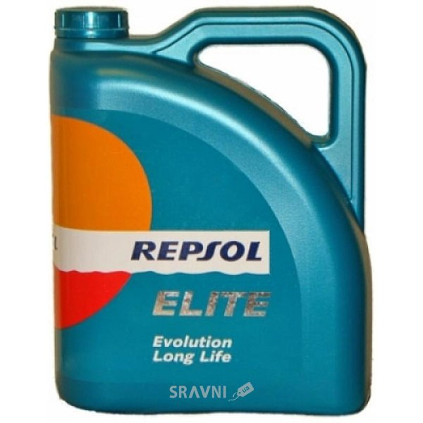 Фото Repsol Elite Evolution 5W-40 4л