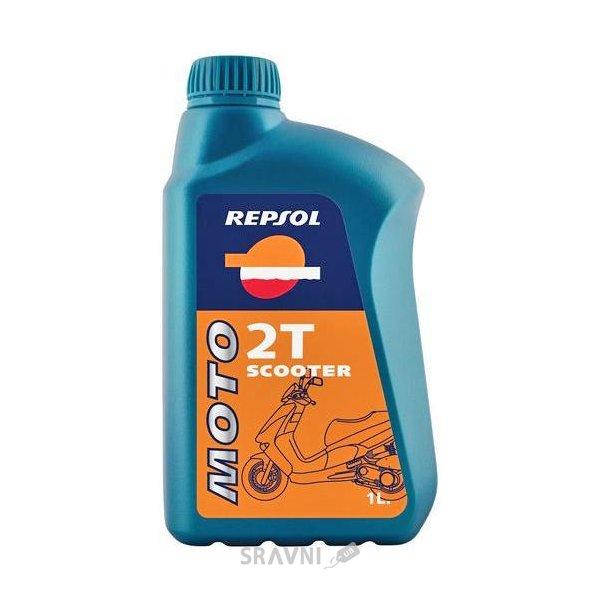 Фото Repsol Moto Scooter 2T 1л