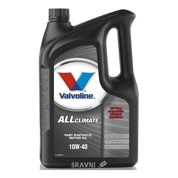 Фото Valvoline All Climate Extra 10W-40 4л (834152)