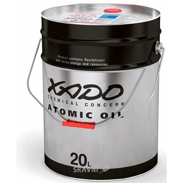 Фото XADO Atomic Oil 10W-40 SL/CI-4 20л
