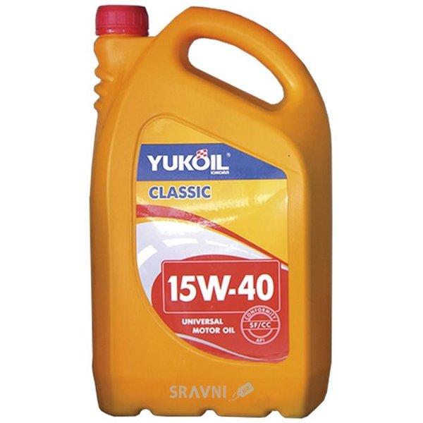 Фото Yukoil CLASSIC 15W-40 5л