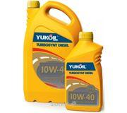 Фото Yukoil TURBOSYNT Diesel 10W-40 5л