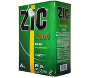 Фото ZIC 5000 5W-30 4л