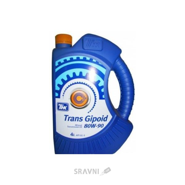 Фото ТНК Trans Gipoid 80W-90 4л