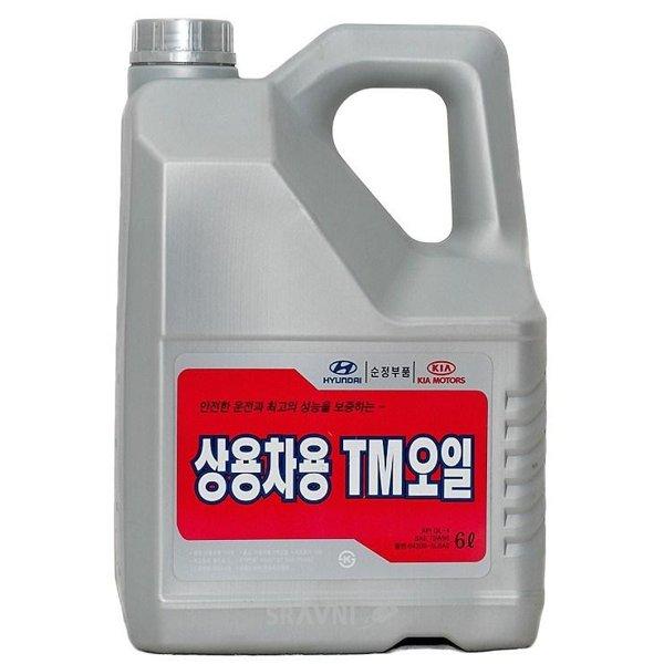 Фото Hyundai MTF GL-4 75W-90 6л (04300-5L6A0)