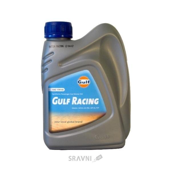 Фото Gulf Oil Racing 10W-60 4л