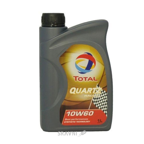 Фото Total Quartz Racing 10W-60 1л