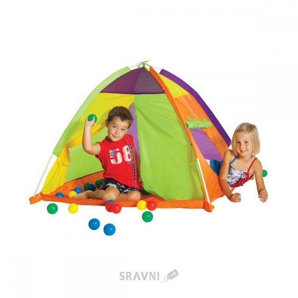 Фото Five Stars Палатка Купол + 30 шариков (461-15)