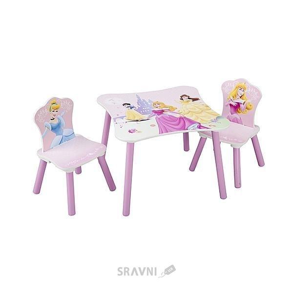Фото Delta Children Набор детской мебели Принцесса (TT89331PS)