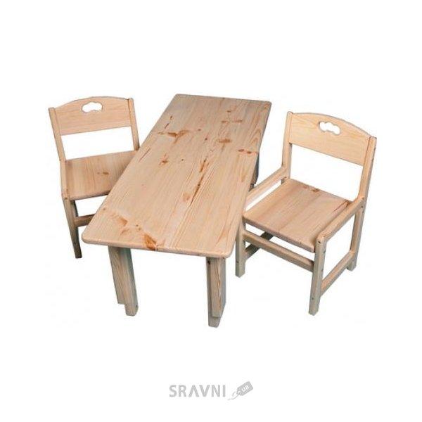 Фото SportBaby Детский столик растущий Kinder-2