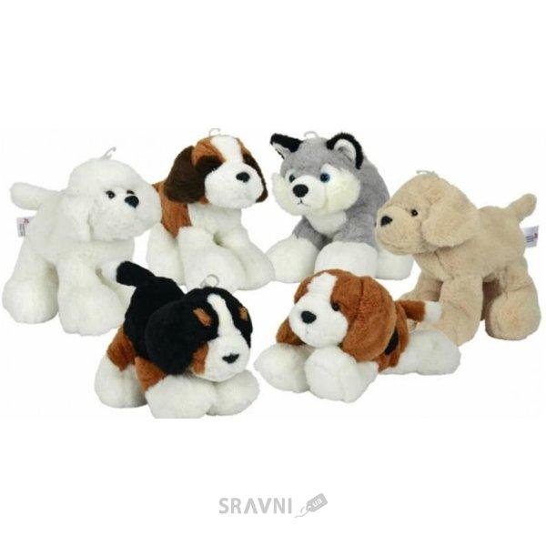 Фото Nicotoy Плюшевый щенок с гранулами (5830291)
