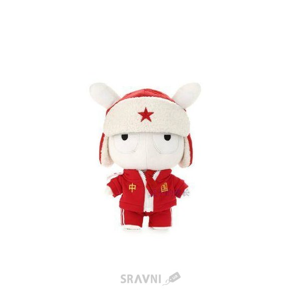 Фото Xiaomi Rabbit retro sweater version Red