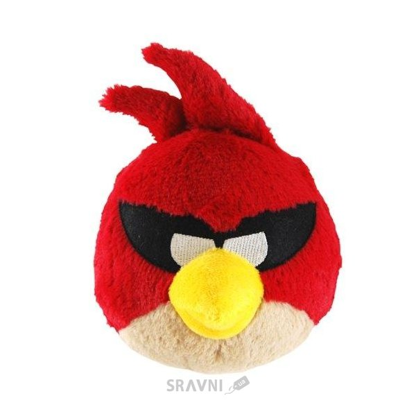 Фото Commonwealth Angry Birds Space Птичка красная, 20 см, звук (92671)