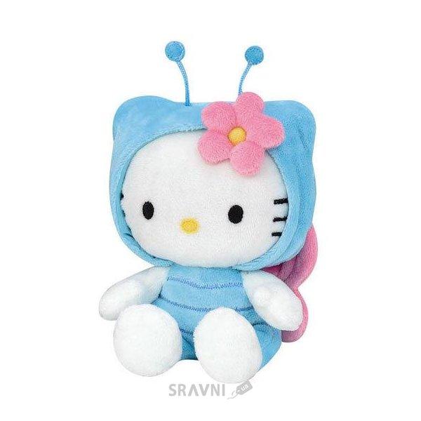 Фото Hello Kitty в костюме насекомого 15см (021835)