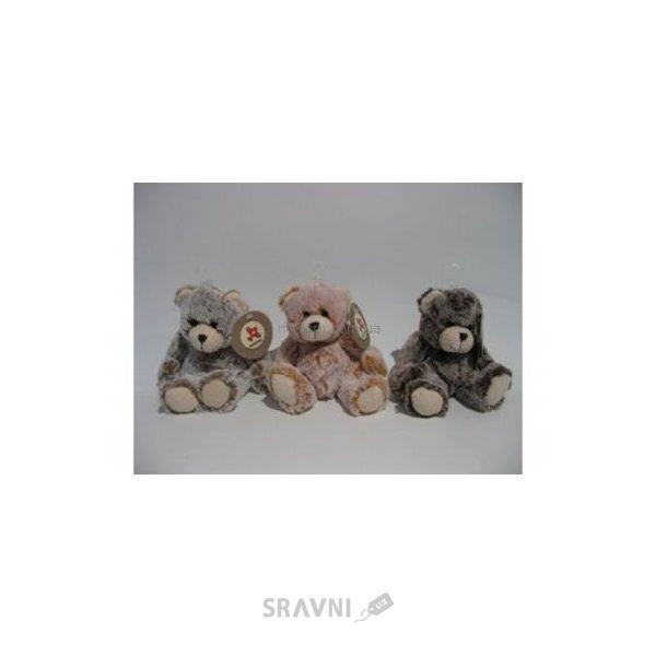 Фото Nicotoy Лохматый медвежонок 15 см (5814464)