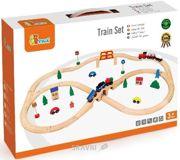 Фото Viga Toys Железная дорога (56304)