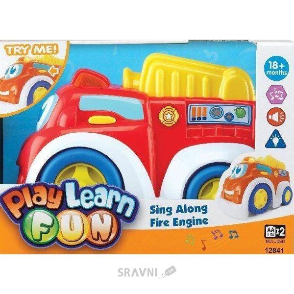 Фото KEENWAY Веселая пожарная машинка (12841)