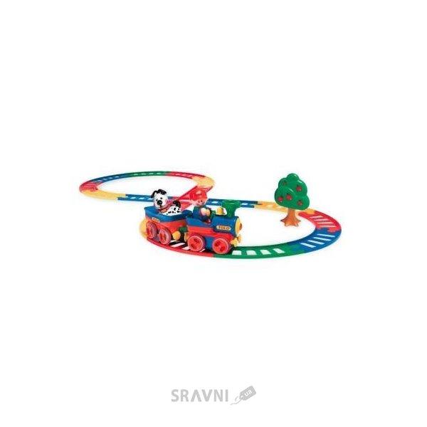 Фото Tolo Toys Железная дорога большая Первые друзья (89761)