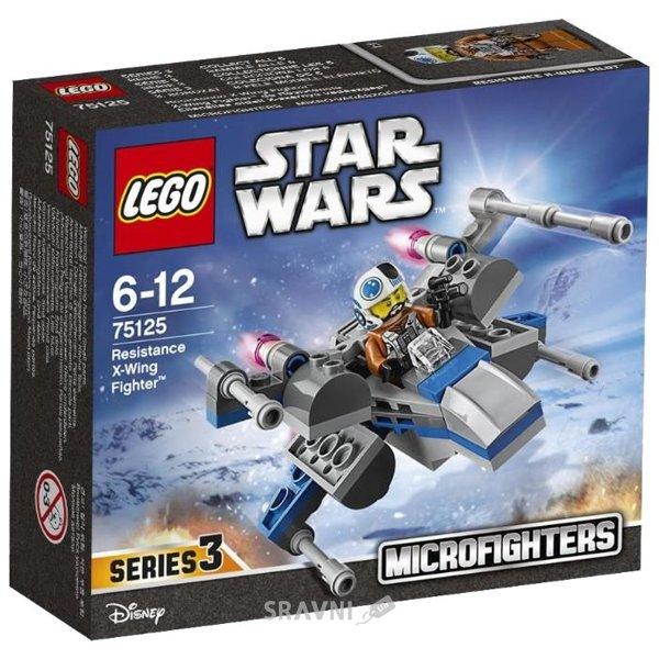 Фото LEGO Star Wars 75125 Истребитель Повстанцев