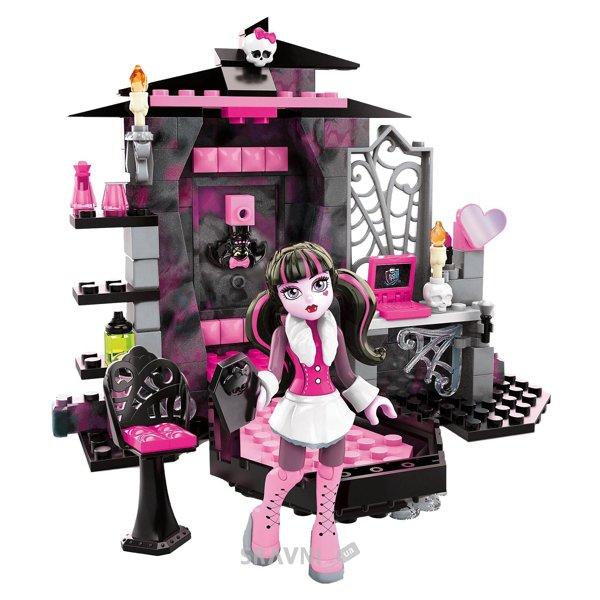 Фото MEGA BLOKS Monster High Комната Дракулы (CNF80)