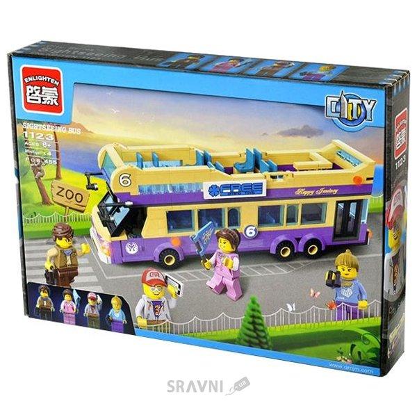 Фото Enlighten Brick Автобус 1123